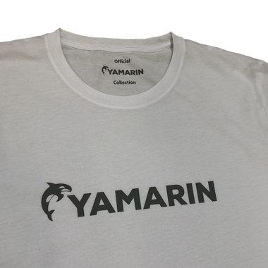 Yamarin t-paita, valkoinen